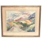 Image of Colorado Mountain Scene by Muriel Sibell Wolle