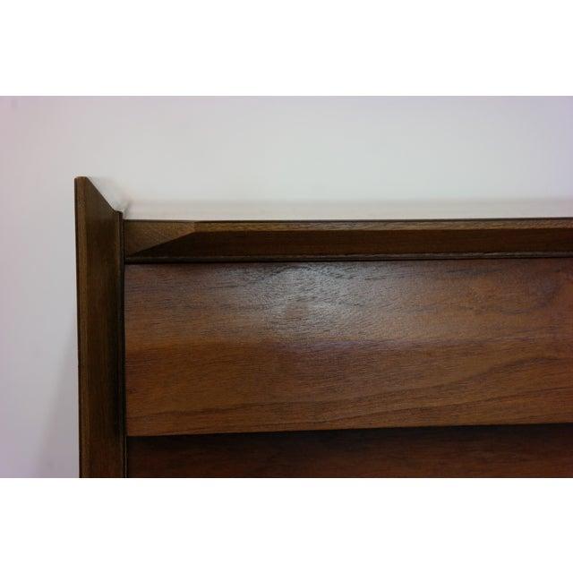 Image of Mid-Century Lane Nine-Drawer Dresser