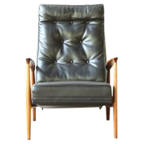 Milo Baughman for James Inc Lounge Chair - Image 1 of 9