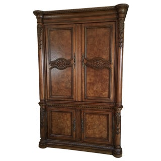 Amish Country Armoire