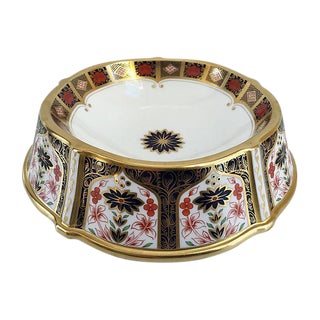 Royal Crown Derby Dog Bowl