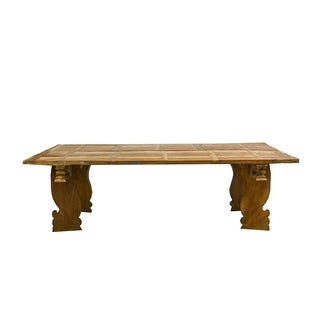 Hand Crafted Bali Teak Table