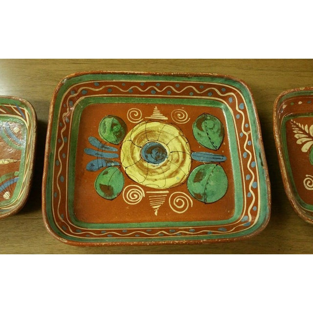 Image of Tlaquepaque Mexican Bowls - Set of 3