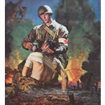 Image of WWII Schlaikjer US Army Recruiting Poster