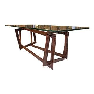 """Raniero Aureli's Custom """"Soqquadro"""" Table"""