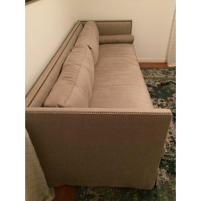 Brownstone Oliver Slipcover Sofa - Image 5 of 7