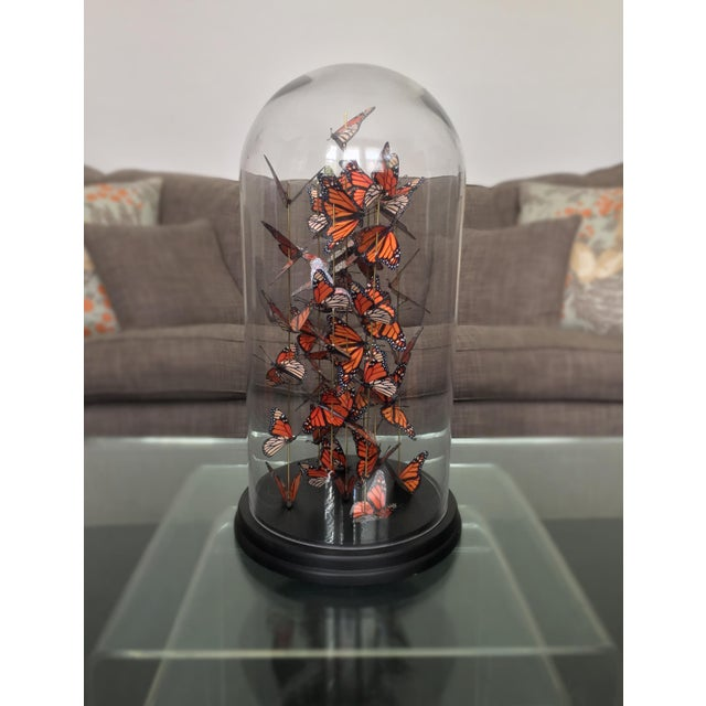 Customizable: Airborne - handcut paper based butterflies - Image 2 of 6