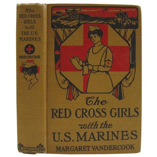 The Red Cross Girls With the Us Marines