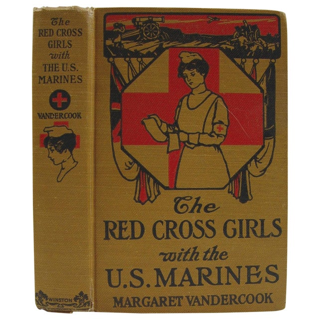 The Red Cross Girls With the Us Marines - Image 1 of 4
