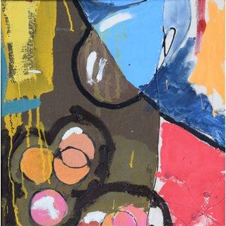 Christine Bush Roman Original Painting - Bubble