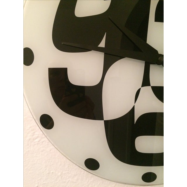 Image of Pop Art Mod Pod Wall Clock