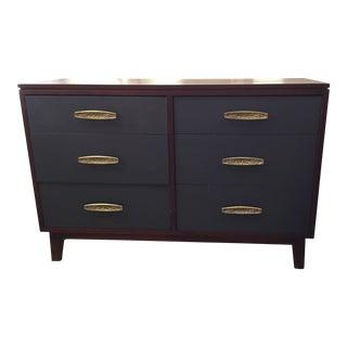 Refurbished Mid-Century Dresser