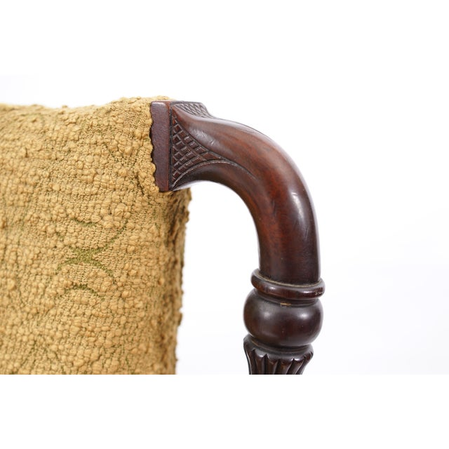 Image of Antique Wooden Side Chair