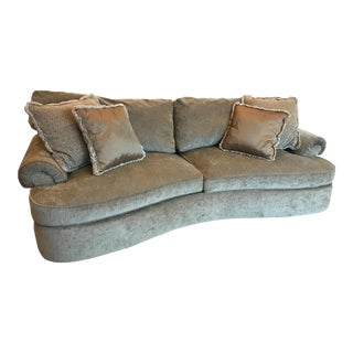 Beige/Taupe Upholstered Bernhardt Sofa
