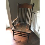 Image of Early American Antique Side Chair