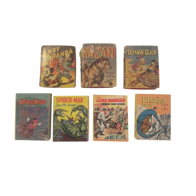 Vintage Little Big Books - Set of 5 - Image 1 of 9