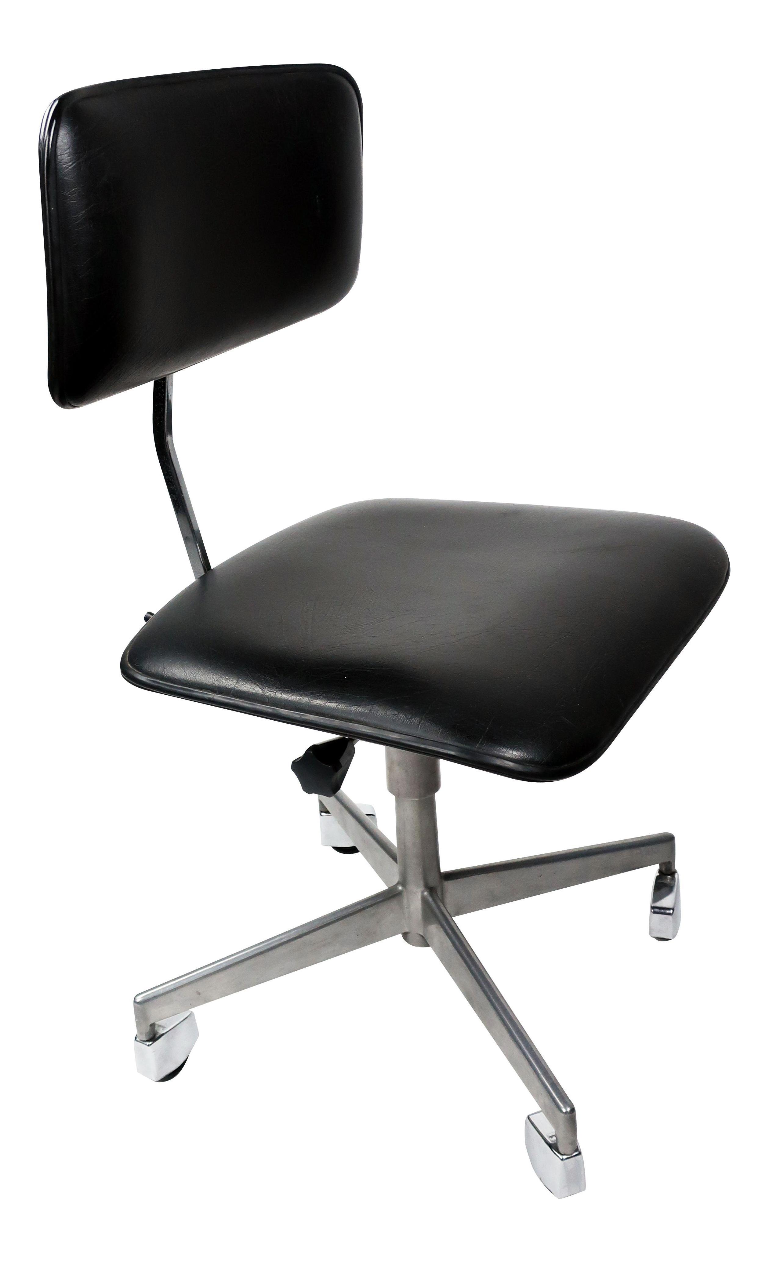 vintage labofa danish modern office chair