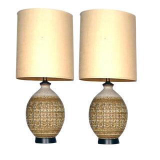 Lamps designed by Bob Kinzie