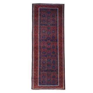 Antique Baluch Long Rug