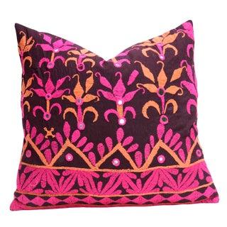 Janna Mathuravati Square Pillow