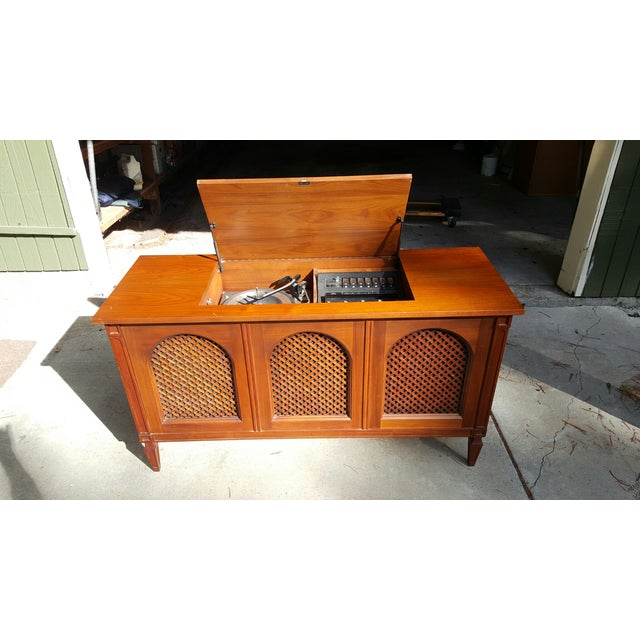 Image of Wurlitzer DX 22 1950's Stereo Console
