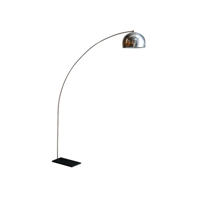 Mid Century Vintage Arc Floor Lamp Chairish