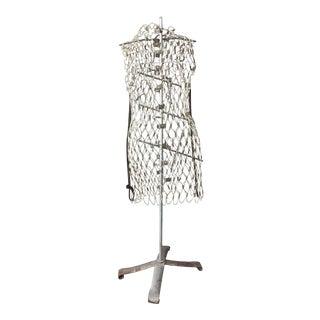 Decorative Vintage Dress Form