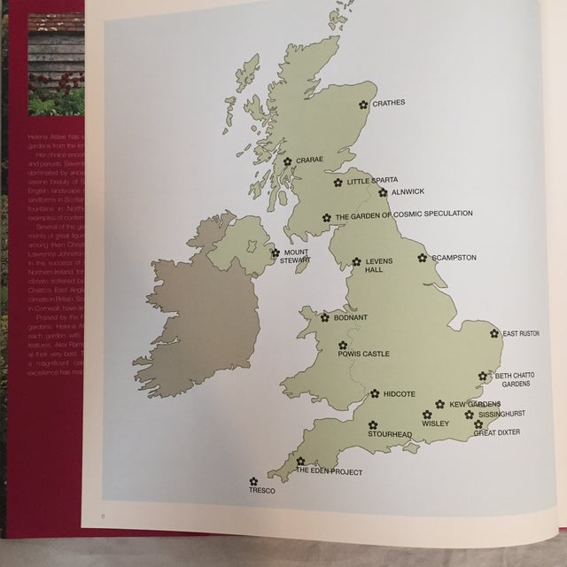 """""""Great Gardens of Britain"""" Book - Image 4 of 9"""