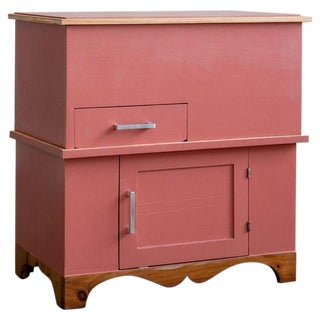 Country Style Storage Unit