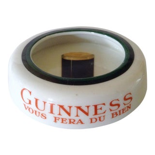 French Guinness Ashtray