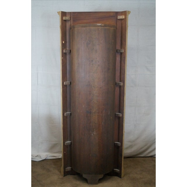 Image of Baker Scrub Pine Architectural Corner Cabinet