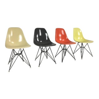 Eames 'Eiffel' Chairs - Set of 4