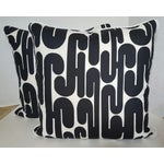 Image of 1969 Vintage Alexander Girard Pillows - a Pair
