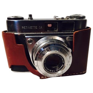 Vintage Kodak Retinette 1a Camera