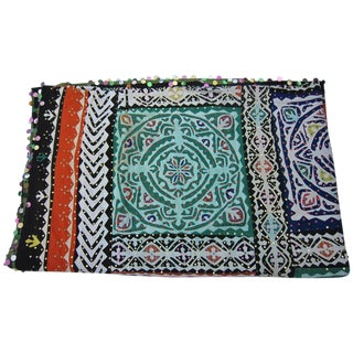 Indian Quilted Blanket