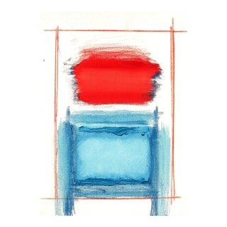 "Stephen Neil Gill ""Rothko Surprise #70"" Original Painting"