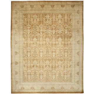 """New Oushak Hand-Knotted Rug - 8'4"""" x 10'3"""""""