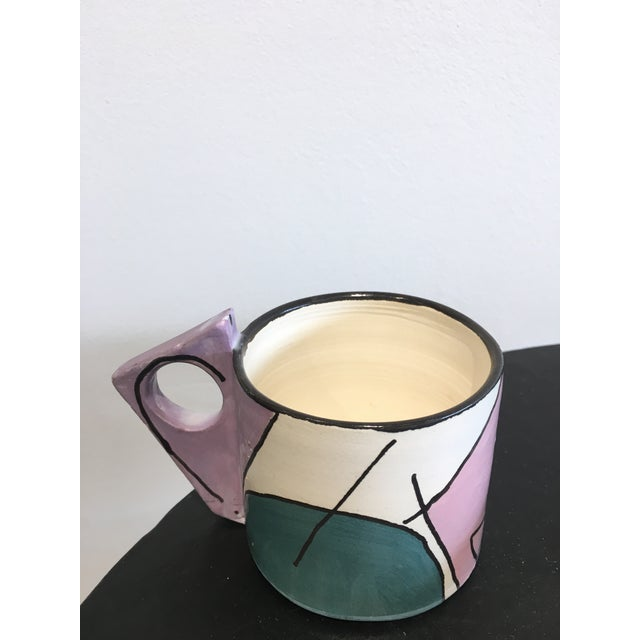Image of Zoo Gang Memphis Style Ceramic Mug