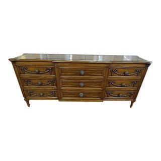 Karges French Style 9 Drawer Dresser