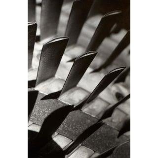 Eric Axene Silver Print - Turbine