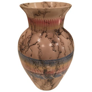 Navaho Horse Hair Vase