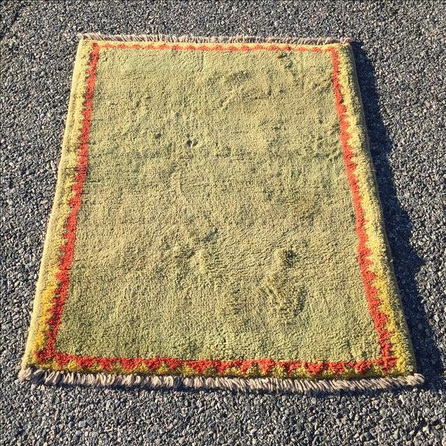 "Turkish Handmade Wool Rug - 2'10"" X 3'8"" - Image 2 of 7"
