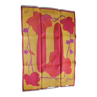 Kitchen Towel Woven Tapestry