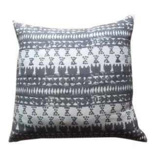 Hand Block Printed Cotton Pillow