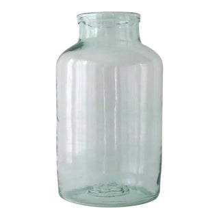Vintage French Country Style Preserve Jar