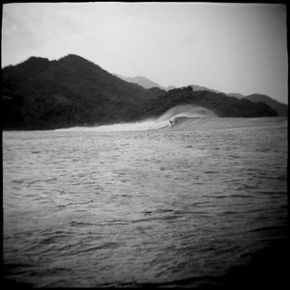 """Offshores"" Black & White Photograph"