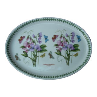 Portmeirion Floral Platter