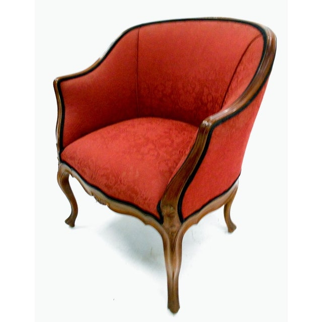 Early 20th Century Swedish Bergere Chair - Image 2 of 5