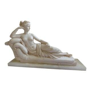G. Ruggieri Venus Victus to Canova Sculpture