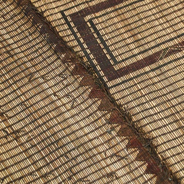 Rustic African Tuareg Woven Rug - 11′4″ × 19′ - Image 5 of 5